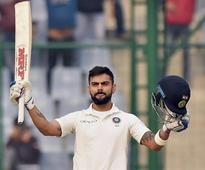 India vs Sri Lanka: Kohli first captain to hit 6 double centuries in Tests