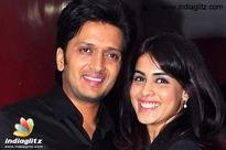 Cute ! Genelia's newborn baby's name