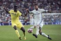 La liga: Villarreal draw ends Real Madrid's winning run