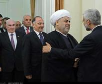 Saeed Jalili Meets With Head Of Caucasus Muslims Office Allahshukur Pashazadeh