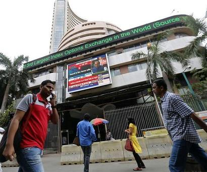 Sensex, Nifty end in the red