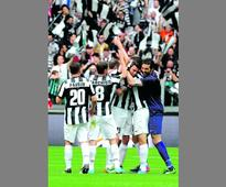 Conte eyes European success after Juve seal Serie A crown