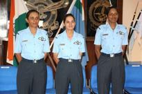 Women pilots set for practise combat missions on Hawks in Bidar