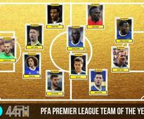 Premier League: Chelsea, Tottenham stars headline PFA Team of the Year