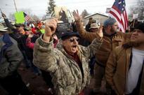 Last four occupiers surrender at Oregon wildlife refuge