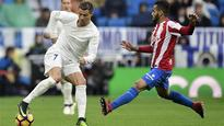 La Liga: Real Madrid 2-1 Sporting Gijon