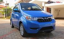 Mahindra e2o Plus EV Launched In India; Prices Start At Rs. 5.46 Lakh