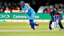Do you think #MithaliRaj could have made her ground?Watch the key run out here https://t.co/FHPdLR9Tfb #WWC17 pic.twitter.com/mHxEydfMTC— Cricket World Cup (@cricketworldcup) July 23, 2017IND - 99/2 from 26 overs.