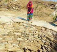 Her Family Was Denied Access To Water Because They Are Dalit So This Tribal Woman Dug A Well Herself