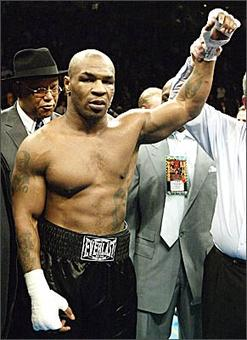 Mike Tyson lashes out at AIBA. Here is why...