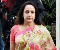 Hema Malini postpones shooting, to campaign for BJP
