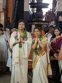 Artiste Purbayan Chatterjee weds Malayalam singer Gayatri Asokan in Thrissur, see pics