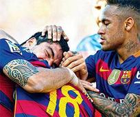 Suarez, the new leader of MSN