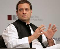 NCC cadet hits out at Rahul Gandhi after his 'don't know that type of stuff' remark