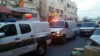East Jerusalem doctor stabbed, lightly hurt by patient