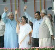 'Bengal base of scamsters': JD(U) hits back