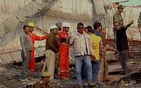 Kanpur: Under-construction building collapses in Jajmau, 7 killed