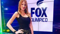 WATCH: FOX Sports Reporter Alina Moine Has Wardrobe Malfunction On Live TV