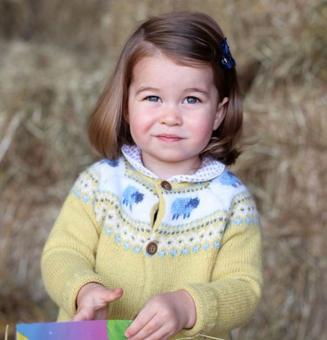 Happy birthday, little princess!