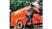 Is Priyadarshani park only plot for a fire station: HC