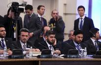 Syria rebels vow to keep fighting if talks fail