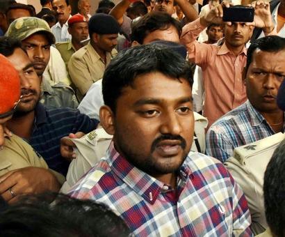 Bihar road rage murder accused Rocky Yadav surrenders in court