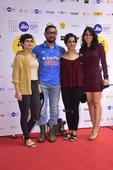 Aamir Khan attends JIO MAMI 18th Mumbai Film Festival with his re...