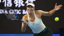 China Open 2017: Maria Sharapova avenges US Open loss to Anastasija Sevastova