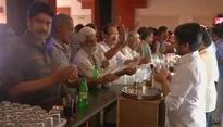 Kerala: Overjoyed locals throng bars after LDF's new policy re-opens 77 outlets