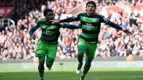 Swansea further ease relegation fears with Sigurdsson, Montero efforts