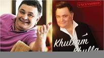 My films flopped and I was at ground zero: Rishi Kapoor's candid confessions at his book launch