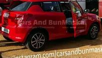 Next Gen Maruti Swift Spotted; To Be Launched Soon!