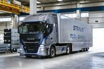 Iveco, Uniper open first German LNG station for trucks