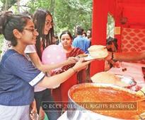Flavours from all states at Ramjas mela