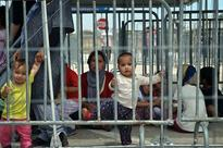 UN human rights chief deplores detention of migrants in Europe