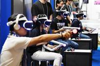 Virtual reality steals the show at Tokyo's annual game fest