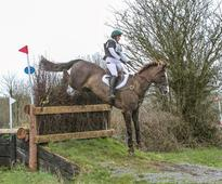 Irish riders getting ready for Badminton Horse Trails