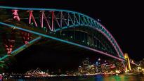 Paint the Sydney Harbour Bridge
