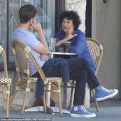 Andrew Garfield has coffee date with comedic actress Alia Shawkat in LA