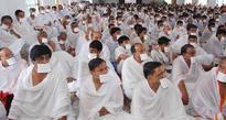 Jains across the world bid Rs.7cr to perform Shri Madvijay Ravindrasuri Maharajsahebji's last rites