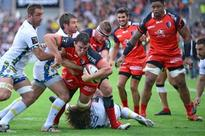Toulouse secure Top 14 play-off berth with Clermont win