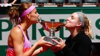 Safarova & Mattek-Sands: Double the enjoyment