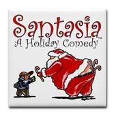 L.A. Christmas Comedy SANTASIA to Return to St. Luke's This Month