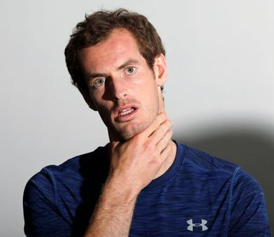 Murray struggling with illness on French Open eve - reports