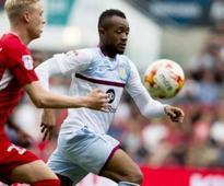 Jordan Ayew: Ghanaian Plays As Aston Villa Let Lead Slip To Lose Against Bristol City