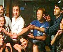What`s Ranbir doing with his ex-crush and Imran`s wife, Avantika?