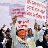 Haryana: Jat community continues peaceful protest on second day