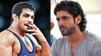 Farhan Akhtar wants Sushil Kumar to not accept his Nationals gold medal