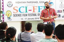 Stage is set for Science Film Fest 2016