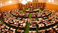 9 Congress members, 2 TDP members suspended from Telangana Assembly